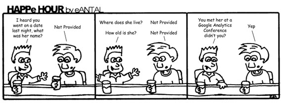 HAPPe HOUR Digital Marketing Comic Strip for January 25, 2013