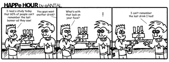 HAPPe HOUR Digital Marketing Comic Strip for March 21, 2013
