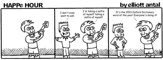 HAPPe HOUR Digital Marketing Comic Strip November 27, 2013