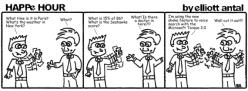 HAPPe HOUR Digital Marketing Comic Strip February 6, 2015